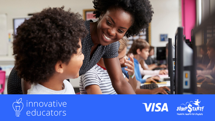 Visa Sponsors Teachers to Attend Jump$tart National Educator Conference